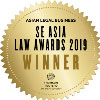 Asian Legal Business South East Asia Law Awards 2019