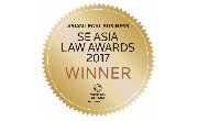 Asian Legal Business (ALB) SE Asia Law Awards 2017