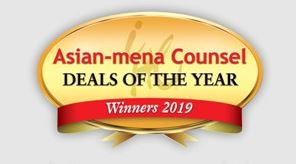 Asian-Mena Counsel: Deals of the Year 2019