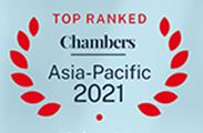 Chambers and Partners - Asia Pacific 2021
