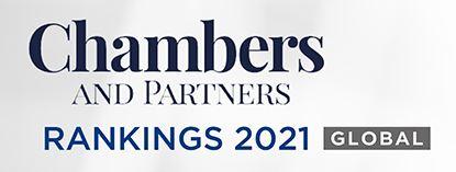 Chambers and Partners 2021 Global