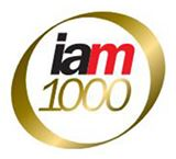 Recommended Law Firm by IAM Patent 1000