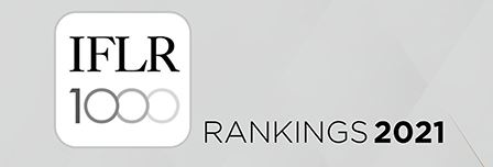 IFLR1000 Rankings 2021