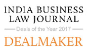 India Business Law Journal Deals of the Year 2017