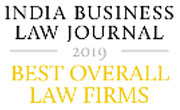 India Business Law Journal Awards 2019