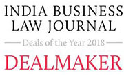 India Business Law Journal Deals of the Year 2018