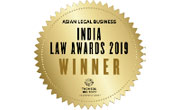 Asian Legal Business India Law Awards 2019