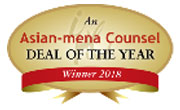 Asian-mena Counsel Deals of the year 2018