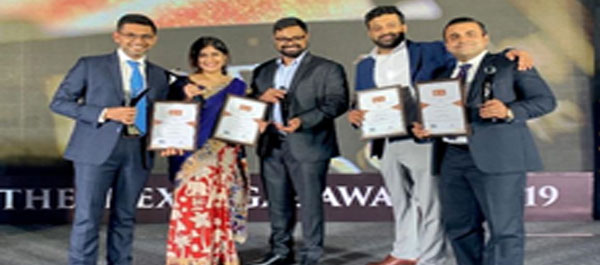 IDEX Legal Awards 2017 Law Firm of the year